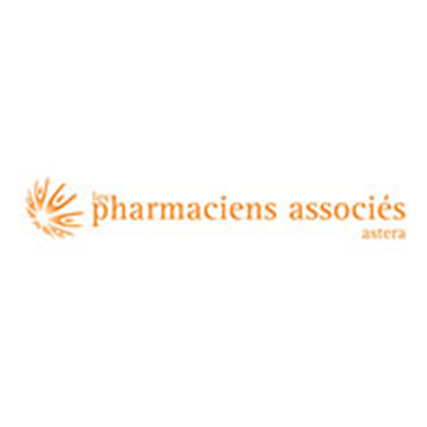 logo client asterop les pharmaciens associes